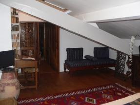 Chambre Ayuthaya - Coin salon sous vélux