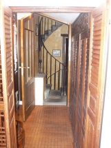 Chambre Ayuthaya- dressing et cage escalier