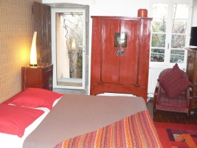 Chambre Phimai - vue sur le jardin