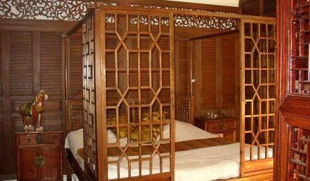 - Chambre Sukhothai - lit coréen