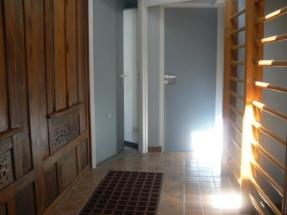 espaces intérieurs - palier des chambres dhotes Bangkok et Nong Khai