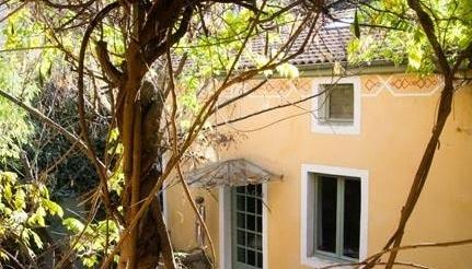 Chambre Phimai : vue du balcon