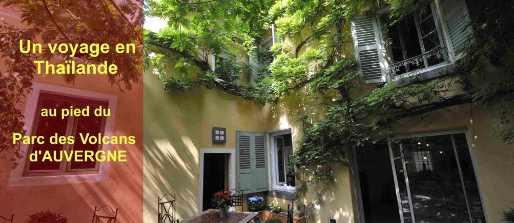 Le Petit Siam - patio ombrage-centre-clermont-ferrand